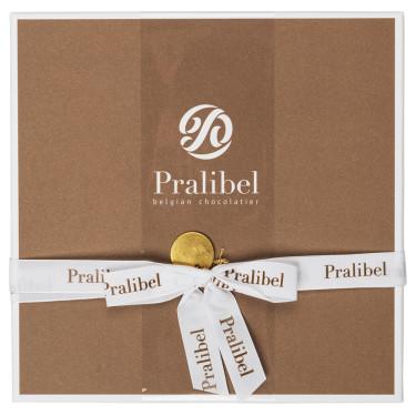 Шоколадные конфеты Prestige n°17 brown 215г, Pralibel - 88717