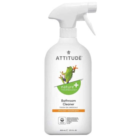 Средство для уборки ванной Цитрус 800мл, Attitude - 44282