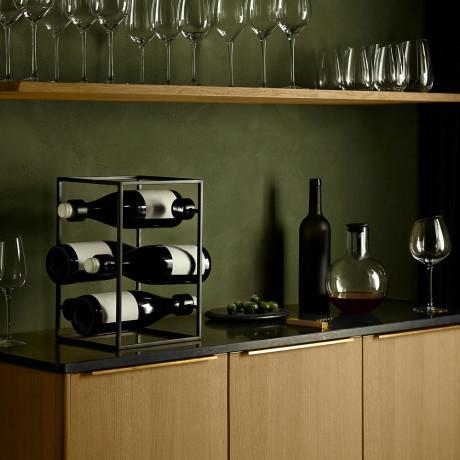 Полка для вина черная Nordic Kitchen, Eva Solo - 48449