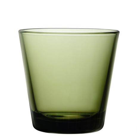 Набор стаканов Kartio 2шт в упак. 210мл темно-зеленый, Iittala - 46927