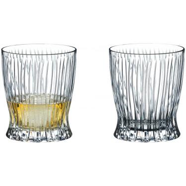 Набор бокалов для виски Fire Whisky 0,295л (2шт. в уп.) Tumbler, Riedel