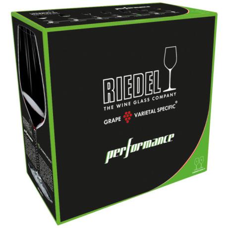 Набор бокалов для красного вина Каберне 0,834л (2шт в уп) Performance, Riedel - 84901