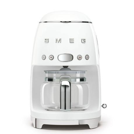 Кофеварка капельная белая, SMEG - 87151