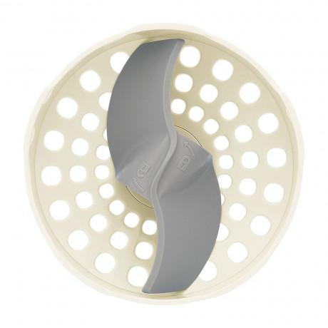 Блендер ручной кремовый, SMEG - 80503