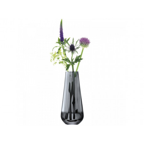 Ваза для цветов серая 18см Zinc, LSA international - 48964