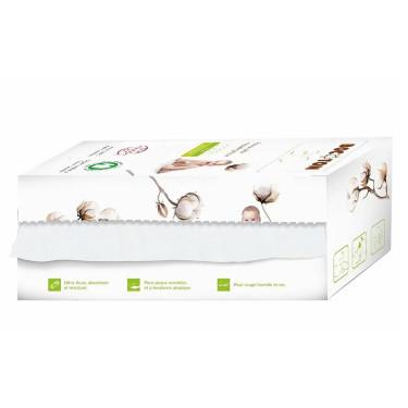 Салфетки детские органические 50шт, Bocoton Bio - 87863