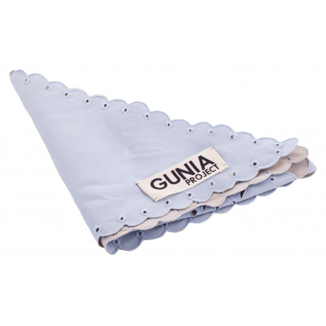 Платок вытынанка голубой, Gunia project - 54300