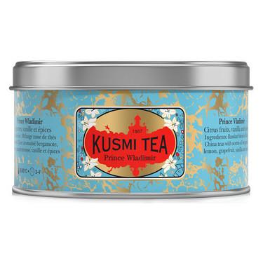 Чай черный Принц Владимир 125г, Kusmi tea - 63221