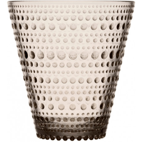 Набор стаканов коричневых 300мл (2шт в уп) Kastehelmi, Iittala - 50914