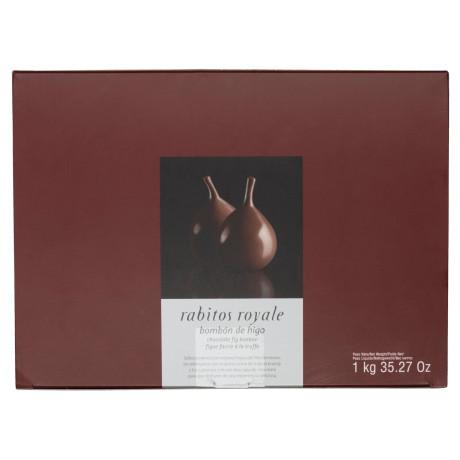 Инжир в шоколаде 1кг, Rabitos Royale - 18658