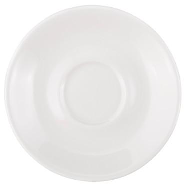 Блюдце белое 11,5см, Acme