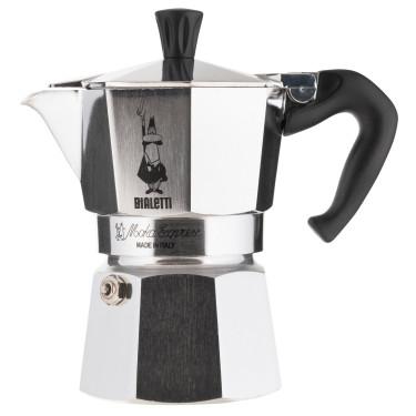 Кофеварка гейзерная на 3 чашки, Bialetti - 48015