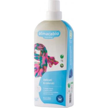 Средство для стирки деликатных и цветных тканей 1л, Almacabio - 50066