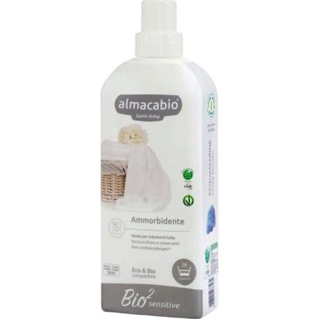 Кондиционер для стирки Bio2 Sensitive 1л, Almacabio - 50074