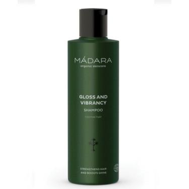 """Шампунь для нормальных волос """"Gloss & Vibrance"""" 250мл, Madara Cosmetics"""