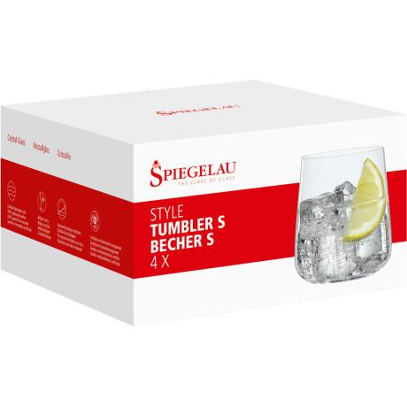 Набор тамблеров 340мл (4шт в уп) Style, Spiegelau - 52542