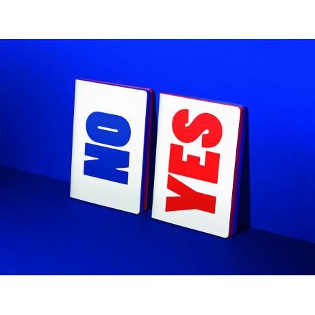 Блокнот Yes — No, Nuuna - 50558