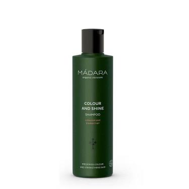 Шампунь для окрашенных волос и Сolour & Shine 250мл, Madara cosmetics