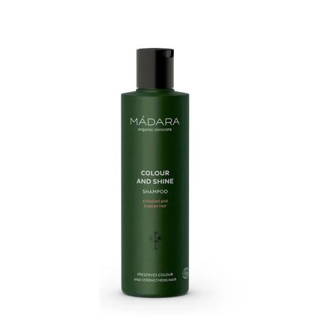 Шампунь для окрашенных волос и Сolour & Shine 250мл, Madara cosmetics - 90434