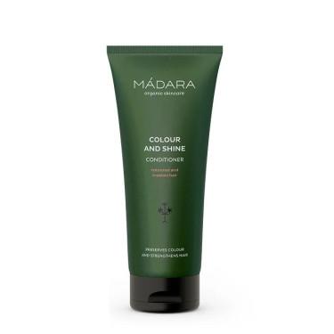 Бальзам для окрашенных волос Сolour & Shine 200мл, Madara cosmetics