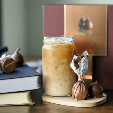 Инжир в молочном шоколаде 142г, Rabitos Royale - 53325