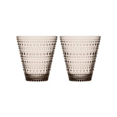 Набор стаканов коричневых 300мл (2шт в уп) Kastehelmi, Iittala