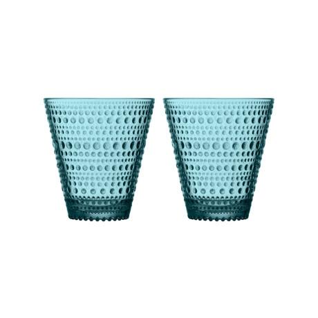 Набор стаканов Sea blue (2шт в уп) 300мл Kastehelmi, Iittala - 44167
