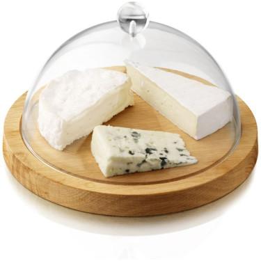 Доска для сыра круглая с крышкой, Boska Holland - 21670