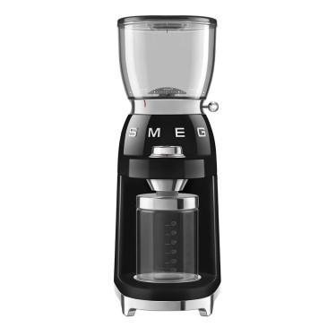Кофемолка черная стиль 50х, SMEG