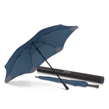 Зонт-трость синий Classic, Blunt - 87920