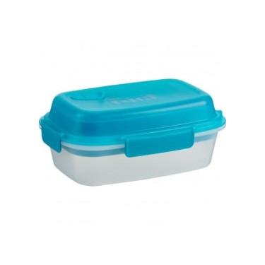 Контейнер для обедов Тропикал голубо-белый Fuel, Trudeau - 48718