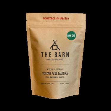 Кофе зерновой с низким содержанием кофеина Волкан Азул Лаурино 250г, The Barn - 96373