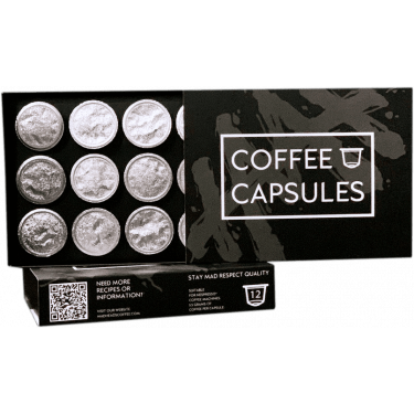 Кофе в капсулах Colombia La Cobana (12шт в уп), Madheads Coffee Roasters - 96346