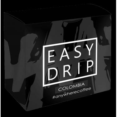 """Кофе дрип """"Easy Drip"""" Colombia La Cobana (10шт в уп), Madheads Coffee Roasters - 96345"""