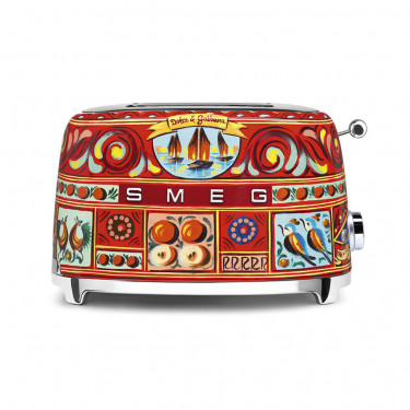 Тостер Dolce & Gabbana, SMEG