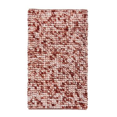 Коврик для ванной цвета красного дерева 60х100см Kaya, Aquanova