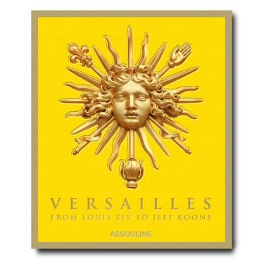 Версаль от Людовика XIV до Джеффа Кунса. Кэтрин Пегар, Матье да Винха. Assouline