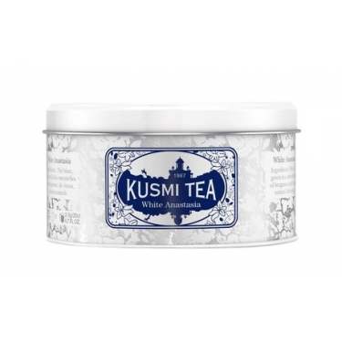 Чай белый Анастасия 90г, Kusmi Tea - 37569