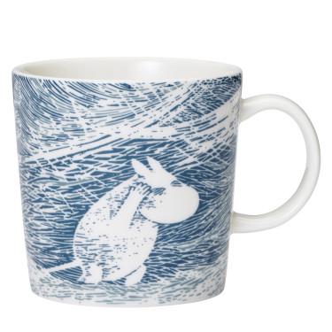 Кружка Снежная буря 300мл Moomin, Arabia