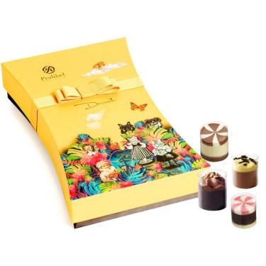 """Шоколадные конфеты """"Иконес Десерт"""" 295г, Pralibel - 39619"""