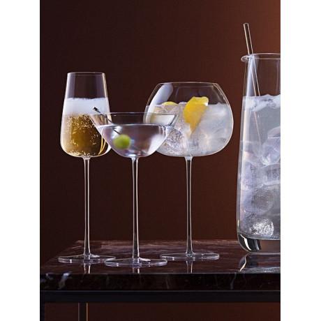 Набор бокалов для шампанского 330мл (2шт в уп) Bar Culture, LSA international - 41439