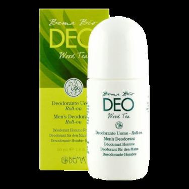 Шариковый дезодорант для мужчин Wood Tea 50мл, Bema Cosmetici - 89262