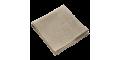 Салфетка столовая льняная бежевая Pepite, Charvet Editions - 24133