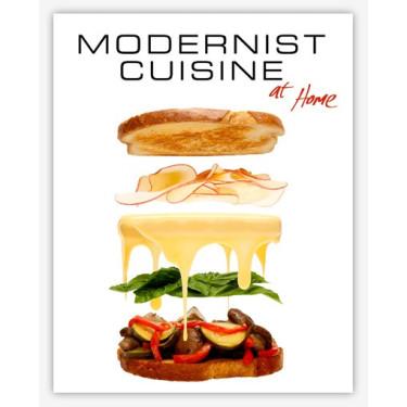 Modernist Cuisine at Home, Phaidon - Q1699