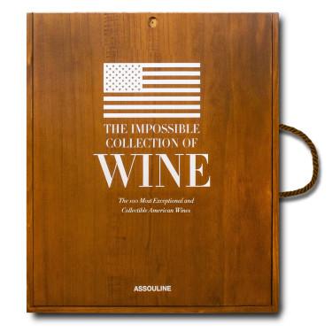 Невероятная коллекция американского вина. Энрико Бернардо. Assouline