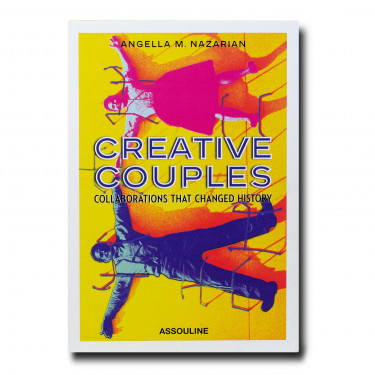Креативные дуэты: коллаборации, которые изменили мир. Анджелла Назарян. Assouline
