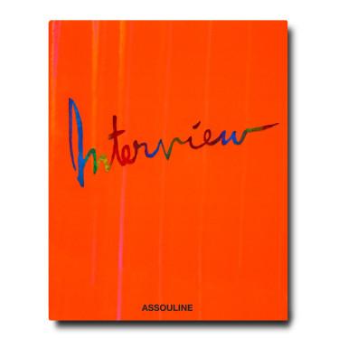 "Журнал ""Interview"": 50 лет. Боб Колачелло, Ник Харамис. Assouline"