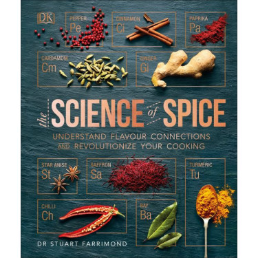 The Science of Spice, Dorling Kindersley - Q1711