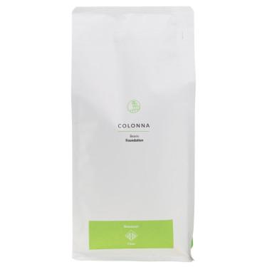 Кофе зерновой Уганда Рвенцори фильтр 250г, Colonna - Q1170