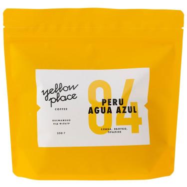 Кофе свежеобжаренный под фильтр Перу Аква Азул 250г, Yellow Place - Q1907